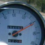 ブロークンヒルからポートオーガスタ(Port Augusta)への415km移動