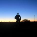 エアーズロックからクーバーピディ(Coober Pedy)への739km帰路