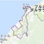 ミリ(Miri)に到着 by マレーシアエアライン