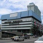 タマン・ネガラ出発の前日 in マレーシア
