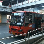 北バスターミナルの行き方 from モーチット by バス【2015年版】