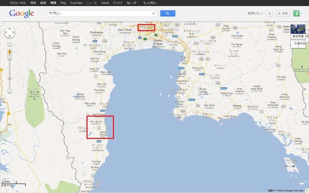 HUAHIN1map