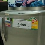 タイで冷蔵庫買ったぞー!それが何か? ロータス or ビッグC