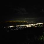 【別府】十文字原展望台からの別府市街を日中と夜景で比較!