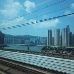 HSBC本店セントラル駅から香港駅までの行き方【エアポートエクスプレス】