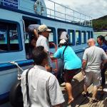 サメット島からバンコクへの帰り方2015 ◆船と長距離バスの時刻表