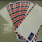タイの国際郵便用の封筒っていくら?価格相場メモ@ロータス