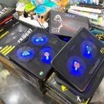 ノートPC用USB冷却ファンとACアダプターの購入@パンティップ・プラザ