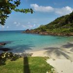 エメラルドブルーの海とプール『Koh Kood Beach Resort』in クッド島