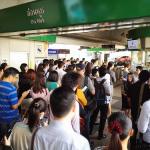【タイ速報】現在BTSが運行停止中!BTSに技術的な障害が発生か?