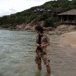 タオ島 アオルーク・ベイ(Aow Leuk Bay)の検証⑥ in タイ
