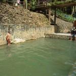 カンチャナブリのヒンダート温泉は旧日本軍ご用達 in タイ
