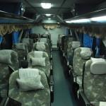 チャンツアーSクラス(VIPバス)バンコク発~ウドンタニ行 2014年版