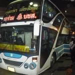 チェンマイへの行き方 (バス編) from バンコク