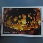 チェンマイ・イーペン祭(サンサーイ) 2012【幻想的動画】 in タイ