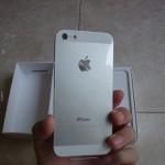 タイのMBKで購入したiPhone5 (SIMフリー版)