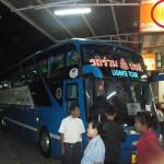 クラビへの行き方 (バス編) from バンコク