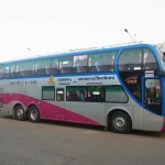 ビエンチャンからバンコクへ直行バス(ノーンカーイ経由の乗り換えなし)
