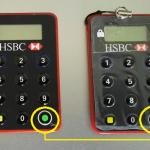 郵送でHSBCセキュリティデバイスのアクティベートとUserNameの変更
