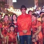 中国の旧正月(春節) in タイ