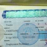 ビエンチャンで観光ビザの申請を拒否られた強者同士の対談w(笑)