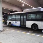 ドンムアン空港からスワンナプーム国際空港への無料シャトルバス時刻表