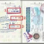 観光ビザの30日間延長はスタンプ満期日から+30日なの?それとも手続き日から?