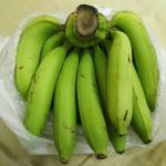 タイで売ってる緑色のバナナはいつが食べ頃なの?