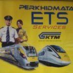タイ国鉄パダンベサールでマレーシア電車KTMコミューターに乗り換えてペナン島への行き方②