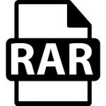 正確なパスワード入力でもRAR拡張子ファイルが解凍(展開)出来ない時の解決方法