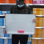 タイで購入するホワイトボードの価格相場 for 日本語教師、プレゼン用