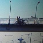 【動画】歩道橋ではなくバイク道橋!?タイで見かけたバイク専用の陸橋