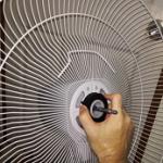 扇風機の組み立てかた手順(タイ語の取扱説明書が分からない方へ)