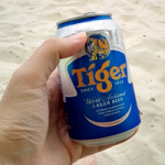 フエ近郊の穴場ビーチ(Canh Duong Beach)地元民に大人気 in ベトナム