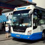 【寝台バス】フエからダナンへの行き方(シンツーリスト≒旧シンカフェ)バス停留所