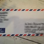 国際郵便【書留】を日本(大阪)からイギリス(UK)へ配達する料金と到着期間
