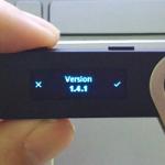 レジャーナノエス(Ledger Nano S)最新版アップデートの方法