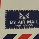 タイのバンコクからイギリス(UK)への国際郵便料金と到着日数※若い局員に注意