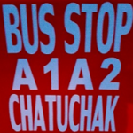 A1バスの始発時刻(チャトチャックのバス停からドンムアン空港行き)