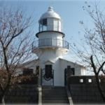 佐賀関にある関崎海星館から関埼灯台までのハイキングコース in 大分